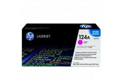 HP 124A Q6003A magenta original toner