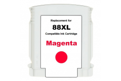 HP 88XL C9392A magenta compatible inkjet cartridge