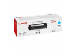 Canon CRG-718 cyan original toner