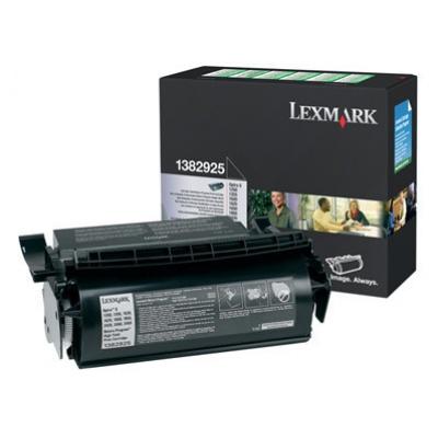 Lexmark 1382925 black original toner