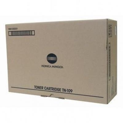 Konica Minolta TN109 (9961-0002-51) black original toner