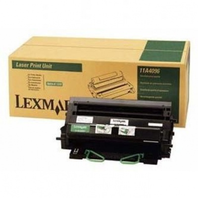 Lexmark 11A4096 black original toner