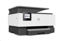 HP All-in-One Officejet Pro 9010e HP+ (A4, 22 ppm, USB 2.0, Ethernet, Wi-Fi, Print, Scan, Copy, FAX, Duplex, ADF)