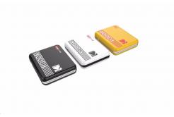 Kodak Printer Mini 3 Plus Retro White