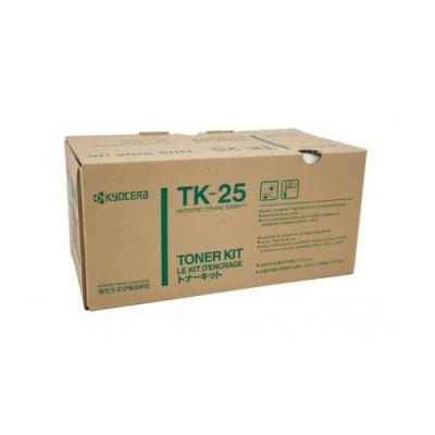 Kyocera Mita TK-25 black original toner