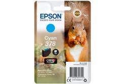 Epson original ink cartridge C13T37824010, cyan, 4.1ml, Epson Expression Photo XP-8500, XP-8505