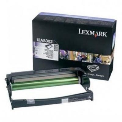 Lexmark 12A8302 black original drum