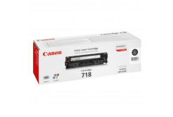 Canon CRG-718 black original toner
