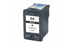 HP 56 C6656A black compatible inkjet cartridge