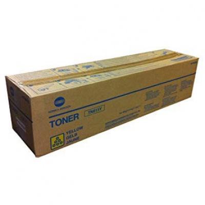 Konica Minolta TN615Y yellow original toner