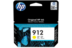 HP 912 3YL79AE yellow original ink cartridge