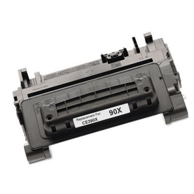 HP 90X CE390X black compatible toner
