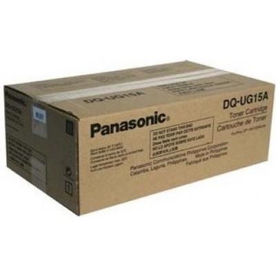 Panasonic DQ-UG15PU black original toner