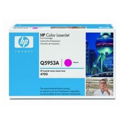 HP 643A Q5953A magenta original toner