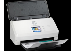 HP ScanJet Pro N4000 snw1 Sheet-Feed Scanner (A4, 600 dpi, USB 3.0, Ethernet, Wi-Fi, ADF, Duplex)