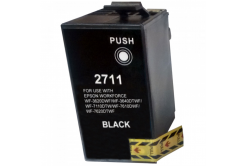 Epson 27X T2711 black compatible inkjet cartridge