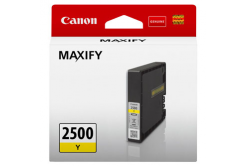 Canon original ink cartridge PGI-2500 Y, yellow, 9.6ml, 9303B001, Canon MAXIFY iB4050,iB4150,MB5050,MB5150,MB5350,MB5450