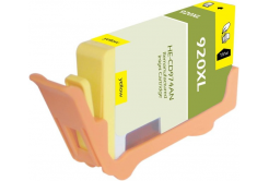 HP 920XL CD974A yellow compatible inkjet cartridge
