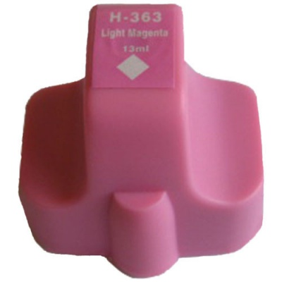 HP 363 C8775E light magenta compatible inkjet cartridge
