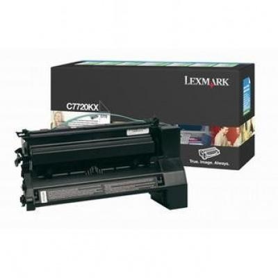 Lexmark C7720KX black original toner