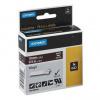 Dymo Rhino 1805418, 19mm x 5,5m, white text/brown tape, original tape