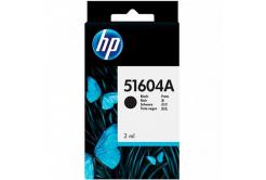 HP 51604A black original ink cartridge