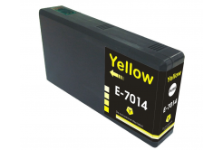 Epson T7014 yellow compatible inkjet cartridge