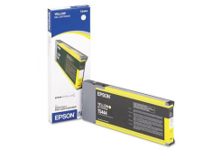 Epson original ink cartridge C13T544400, yellow, 220ml, Epson Stylus Pro 7600, 9600, PRO 4000