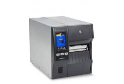 """Zebra ZT411 ZT41143-T4E0000Z tiskárna štítků, průmyslová 4"""" tiskárna,(300 dpi),peeler,rewinder,disp. (colour),RTC,EPL,ZPL,ZPLII,USB,RS232,BT,Ethernet"""