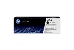 HP 36A CB436A black original toner
