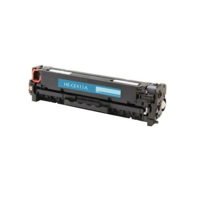 HP 305A CE411A cyan compatible toner
