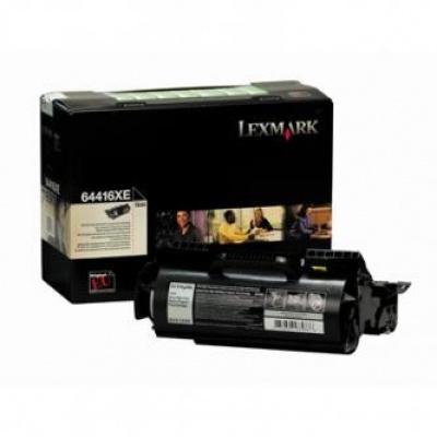 Lexmark 64416XE black original toner
