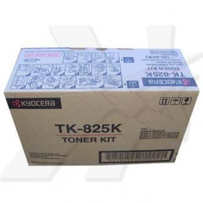 Kyocera Mita TK-825K black original toner