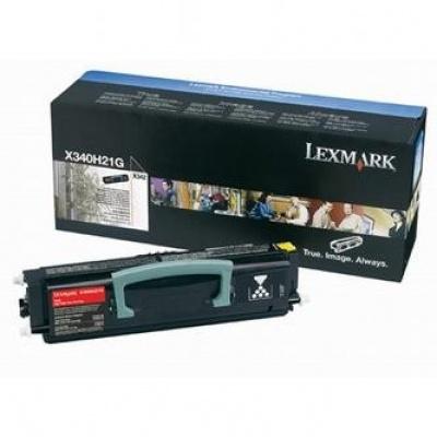 Lexmark X340H21G black original toner