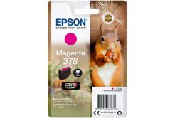 Epson original ink cartridge C13T37834010, magenta, 4.1ml, Epson Expression Photo XP-8500, XP-8505