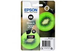 Epson original ink cartridge 13T02F14010, 202, photo black, 1x4.1ml, Epson XP-6000, XP-6005