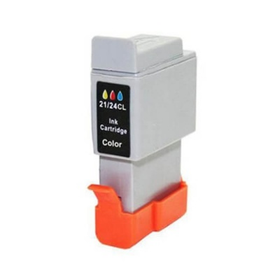 Canon BCI-24C / BCI-21C color compatible inkjet cartridge