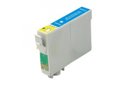 Epson T0612 cyan compatible inkjet cartridge
