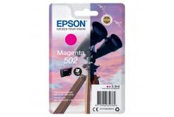 Epson original ink cartridge C13T02V34010, 502, T02V340, magenta, 3.3ml, Epson XP-5100, XP-5105, WF-2880dwf, WF2865dwf