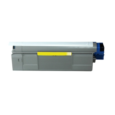 OKI 43865721 yellow compatible toner