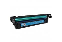 HP 504A CE251A cyan compatible toner