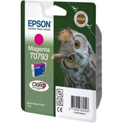 Epson C13T079340 magenta original ink cartridge