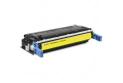 HP 641A C9722A yellow compatible toner