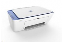 HP All-in-One Deskjet 2720e HP+ (A4, 7,5/5,5 ppm, USB, Wi-Fi, BT, Print, Scan, Copy)