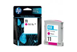HP 11 C4837AE magenta original ink cartridge