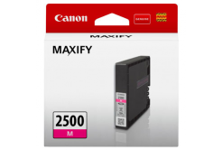 Canon original ink cartridge PGI-2500 M, magenta, 9.6ml, 9302B001, Canon MAXIFY iB4050,iB4150,MB5050,MB5150,MB5350,MB5450
