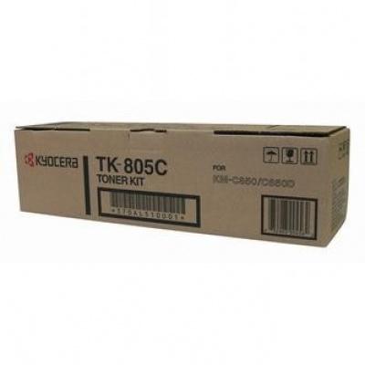 Kyocera Mita TK-805C cyan original toner