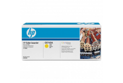 HP 307A CE742A yellow original toner