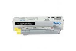 Tally Genicom 43592 yellow original toner