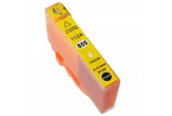 HP 655XL CZ112A yellow compatible inkjet cartridge